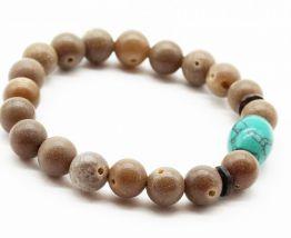 Bracelet graines de bodhi