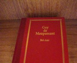 LOT DE 5 ROMANS DE GUY DE MAUPASSANT