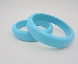 Paire de bracelets vintage