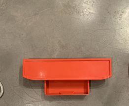 Console Gilac Orange 1369