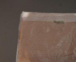 Une paire de bas de 1970 vintage dans son emballage d'origin