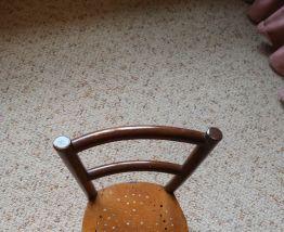Chaise enfant vintage 1920/1930