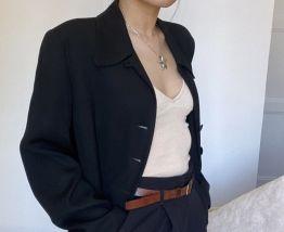 Vintage oversized blazer