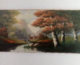 2 tableaux paysagers