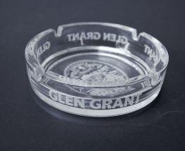 Ancien cendrier publicitaire Glen Grant scotch whisky.