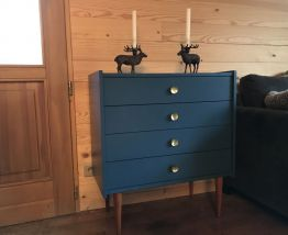 Commode année 60
