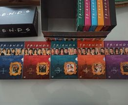 Friends 10 saison DVD