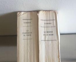 2 romans de Stendhal