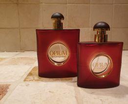Lot 2 flacons YSL Opium années 80 50/90 ml années 80