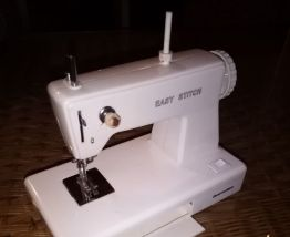Machine à coudre easy stitch enfants
