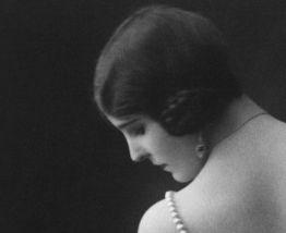Photographie vintage femme cabaret nu - 1920 - 03