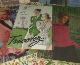 Revue vintage