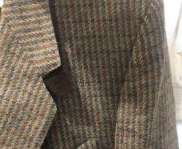Blazer vintage style chasseur anglais