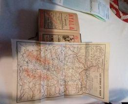 Bords du Rhin de Bâle à Cologne. Alsace.1909.Guides Conty