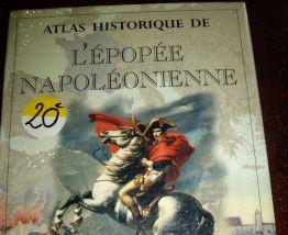 """Livre grand format broché -""""L""""epopée Napoléonienne"""