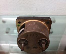 Ampèremètre aéronautique