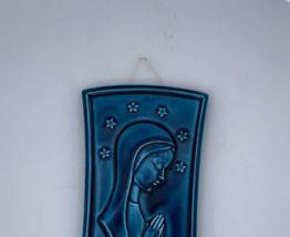 Vierge Vintage Céramique HT 21.5cm 1973