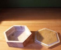 Boîte en marbre