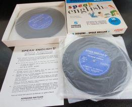 Coffret de vinyles
