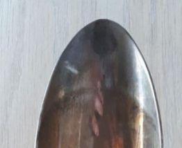 Cuillère de service Chambly métal argenté