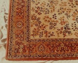 tapis  laine super Kachan années 1980