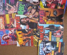 lot de magazines hard rock enfer métal attack best