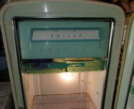 Vend frigo Philco H932-E année 50 en état de fonctionnement