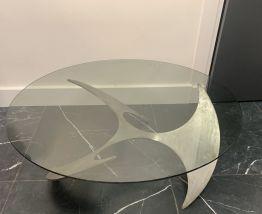 Table basse design Propeller