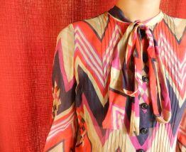 Robe vintage 70'