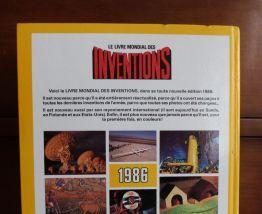 Livre mondial des inventions 1986