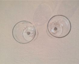 2 verres a vin
