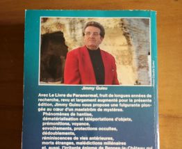 """JIMMY GUIEU - """"HORS SERIE"""" LE LIVRE DU PARANORMAL"""