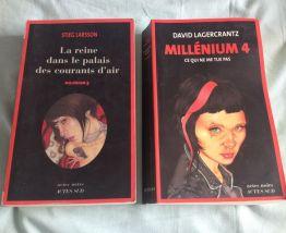 La saga Millénium