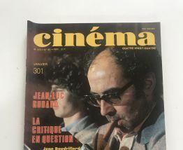 Magazine sur le cinéma