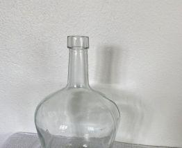 Dame Jeanne en verre vintage