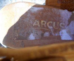 SANDALES CHAUSSURES ARCUS VINTAGE T 36