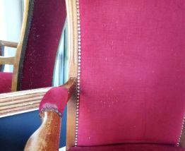 Fauteuil vintage pour relooking