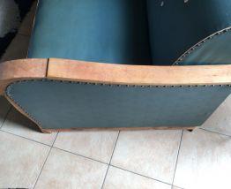 Fauteuil Art Deco convertible année 50