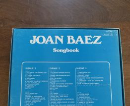 Vinyle Joan Baez