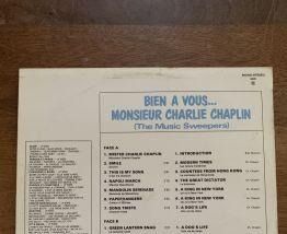 Vinyle Bien à vous ...Monsieur Charlie Chaplin