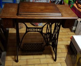 machine a coudre singer annee 1920 F970481