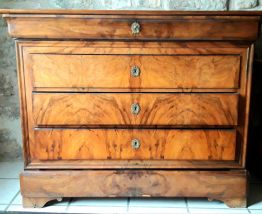 Commode Louis- Philippe