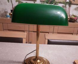 Lampe de notaire, fonctionne parfaitement,  ampoule fournie
