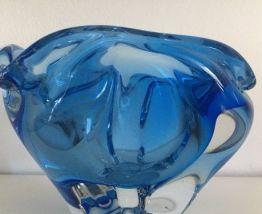 Coupe verre de Murano, italie, 1960