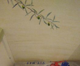 lit bébé année 1945