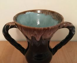 Vase Vintage Vallauris en Céramique Des Années 60/70