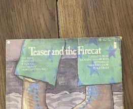 Vinyle vintage Cat Stevens - Teaser and the Firecat