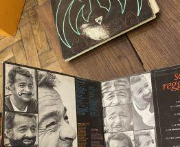 Vinyle vintage Serge Reggiani