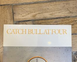 Vinyle vintage Cat Stevens - Catch Bull at Four