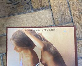 Vinyle vintage Bande Original du film Bilitis